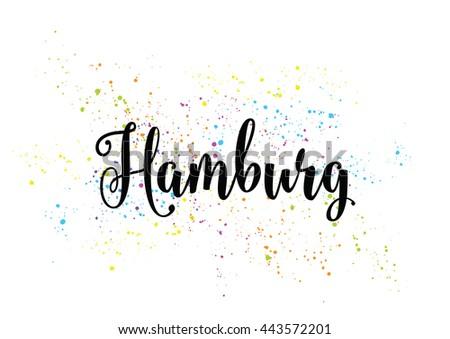 hamburg  germany city