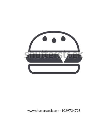 hamburger icon vector Eps10