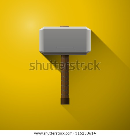 hammer of thor  the vikings
