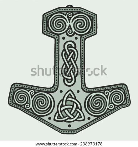 norse tattoo Symbol
