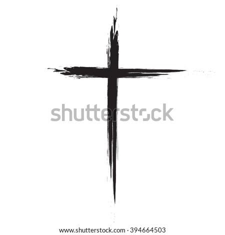 three crosses clip art