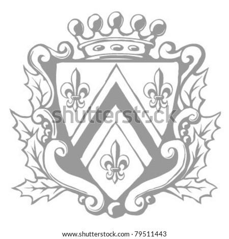 Hand Drawn Crest