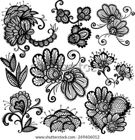 hand drawn graphic vintage...