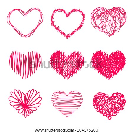 Vector Heart Shape | Info