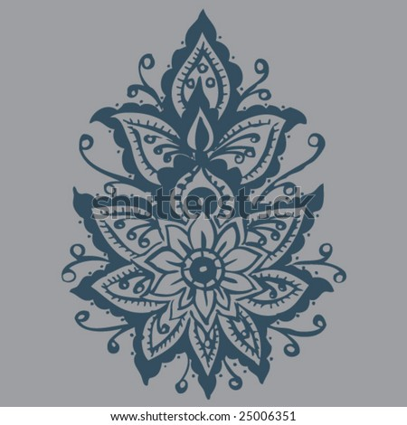 Henna Tattoo - Mehndi by Spirit Vision Henna