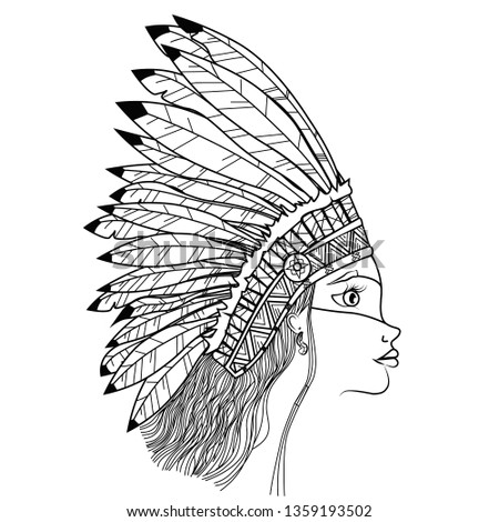 Chief Hat Indian