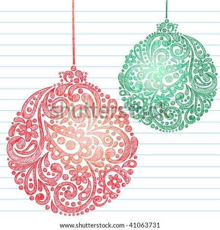 How to make 25 paper Christmas ornaments | How About Orange