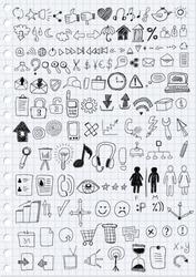 Hand-drawn Symbols
