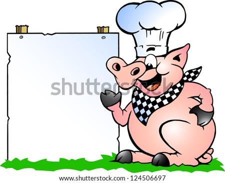 pig roast vector illustration download free vector art stock rh vecteezy com  pig roast clipart free