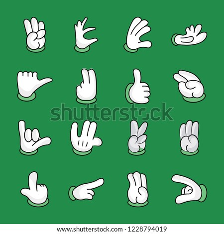 Hand gestures icons pack is a representation of nonverbal communication through hand gestures such as ok sign, loser sign, air communication, love symbol, thumbs up, power symbol and many more. A pac