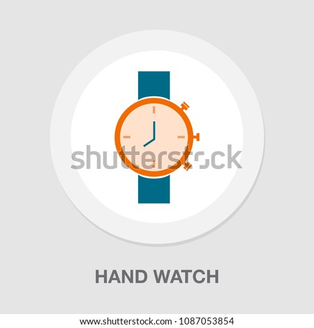 hand watch icon  clock icon  ...