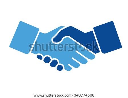 handshake graphics download free vector art stock graphics images rh vecteezy com vector handshake icon handshaking vector