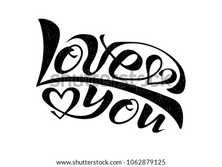 Love word art made by hersey customs u hersey customs inc