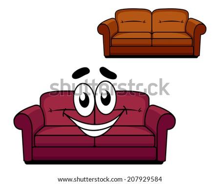 happy and joyful cartoon of