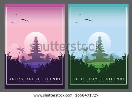 happy bali's day of silence and