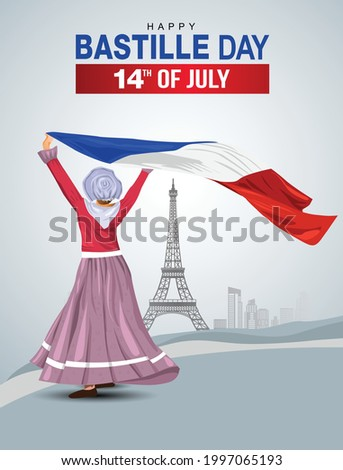 happy bastille day france 14th