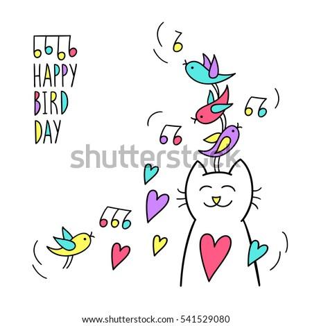 happy bird day birthday