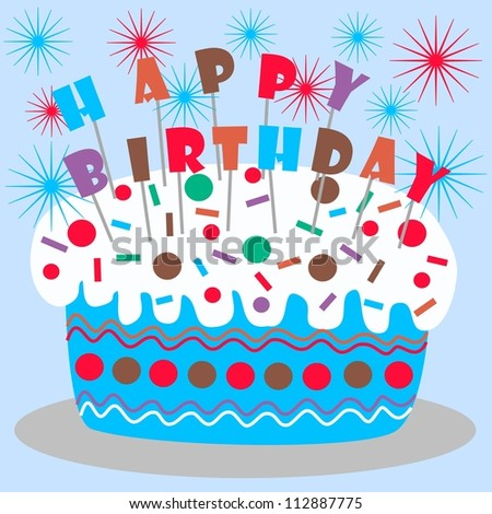 Birthday Cake Happy Birthday Chocolate Happy Birthday Free Clip Art Images Stunning Free Transparent Png Clipart Images Free Download