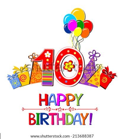 Royaltyfree Happy birthday card Celebration 214136491 – Happy 19th Birthday Cards