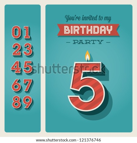Vector Images Illustrations And Cliparts Happy Birthday