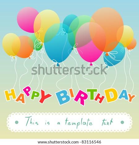 Happy Birthday Cards Frames