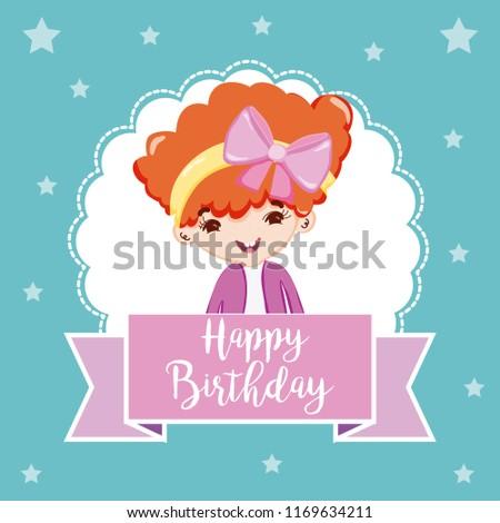 Happy birthday girl #1169634211