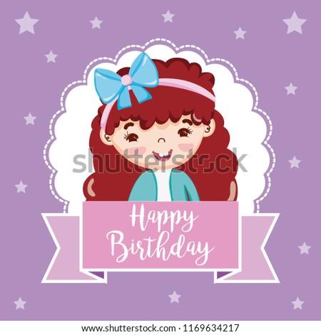 Happy birthday girl #1169634217
