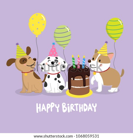 Special Clip Art Happy Birthday Dog Clipart Stunning Free Transparent Png Clipart Images Free Download