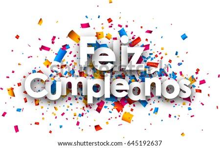 Spanish Birthday Card Download Free Vector Art Graphics – Spanish Birthday Cards Free