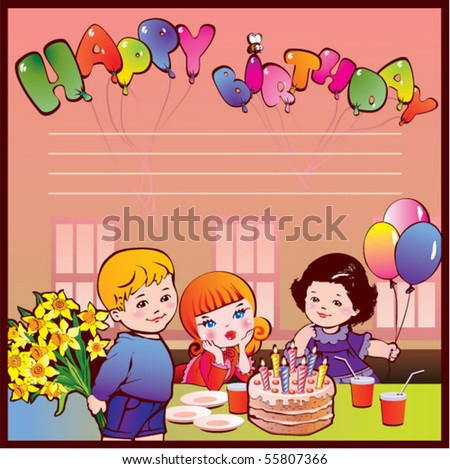 happy birthday pictures clip art. Happy Birthday Cake Clip Art.