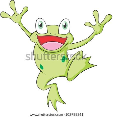 happy bullfrog cartoon stock images page everypixel rh everypixel com cartoon bullfrog images bullfrog cartoon character