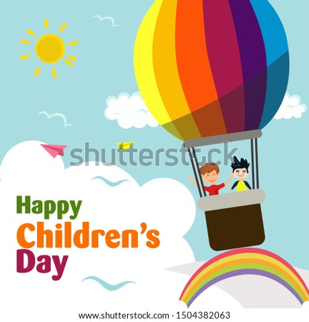 happy children's day for