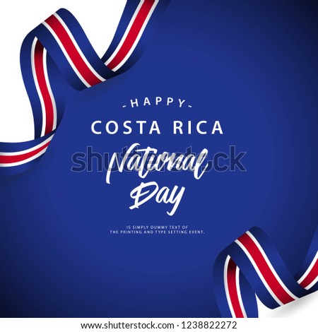 happy costa rica national day