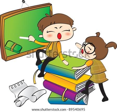 Happy Days - Academic Life