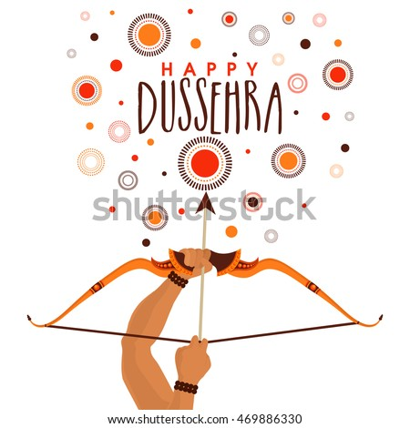 happy dussehra celebration
