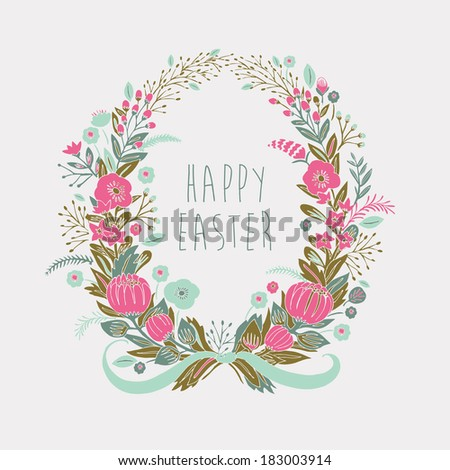 Happy Easter Card #183003914