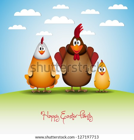 Funny Happy Easter Pictures Happy easter funny chicken