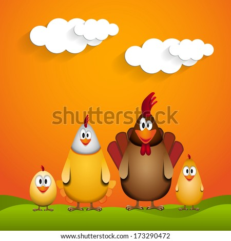 Funny Happy Easter Pictures Happy easter - funny chicken
