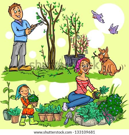 Tree planting  Wikipedia