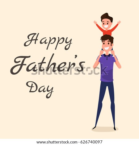 happy father's day happy