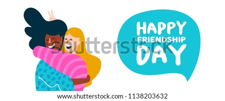 happy friendship day web banner