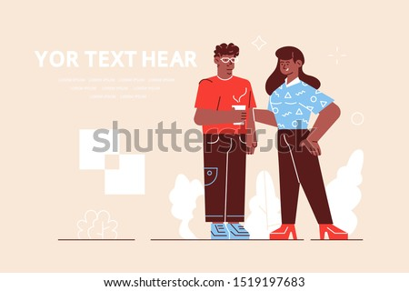 Happy friendship day web banner with diverse friend group of people hugging together for special event celebration. Group portrait of smiling teenage boys and girls or school friends standing together