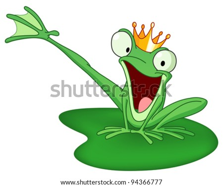 Frog happy for Frog consulting
