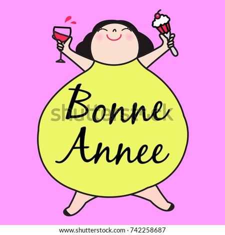 happy girl bonne anne bonne