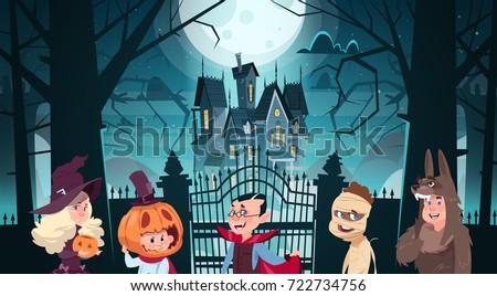 happy halloween banner holiday