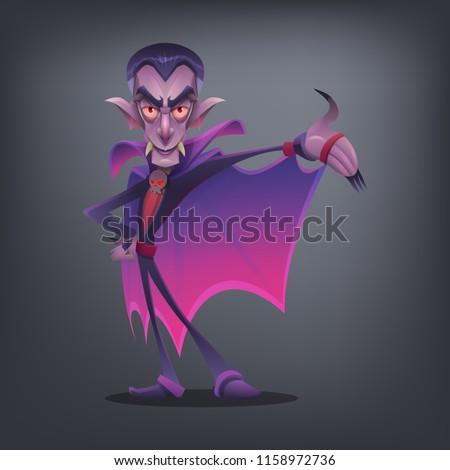 happy halloween character