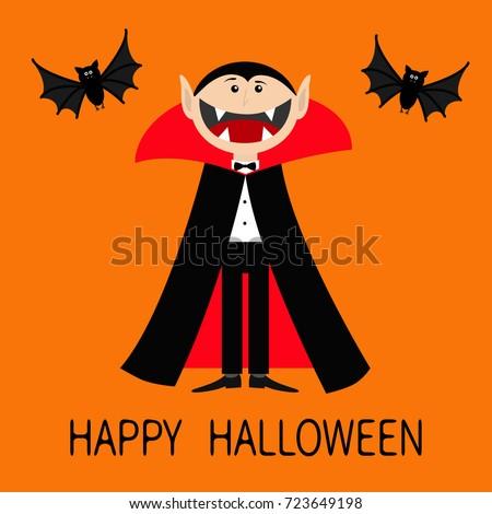 happy halloween count dracula
