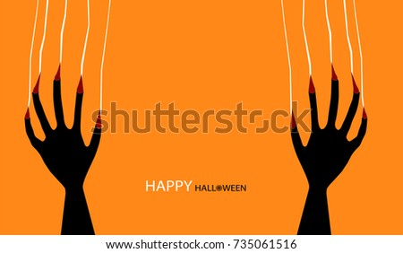 happy halloween day design