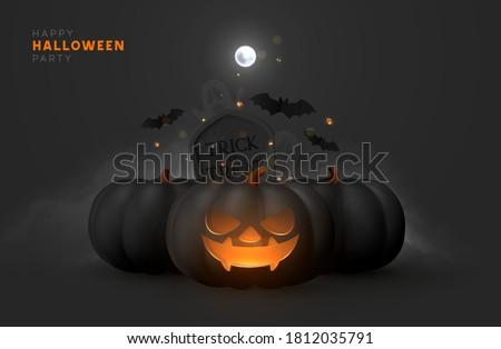happy halloween festive