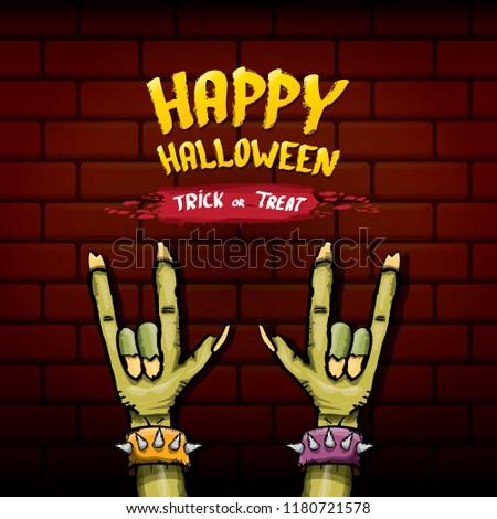 happy halloween vector greeting